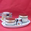 Assiette porcelaine foie gras n°4