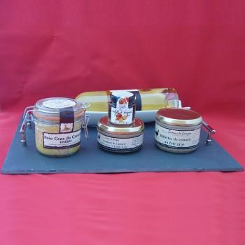 Plateau foie gras n°2