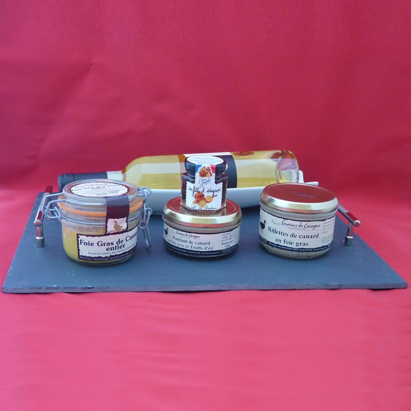 Plateau foie gras n°3