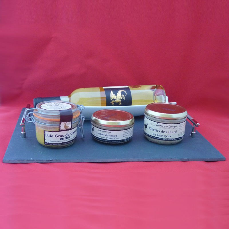 Plateau foie gras n°4