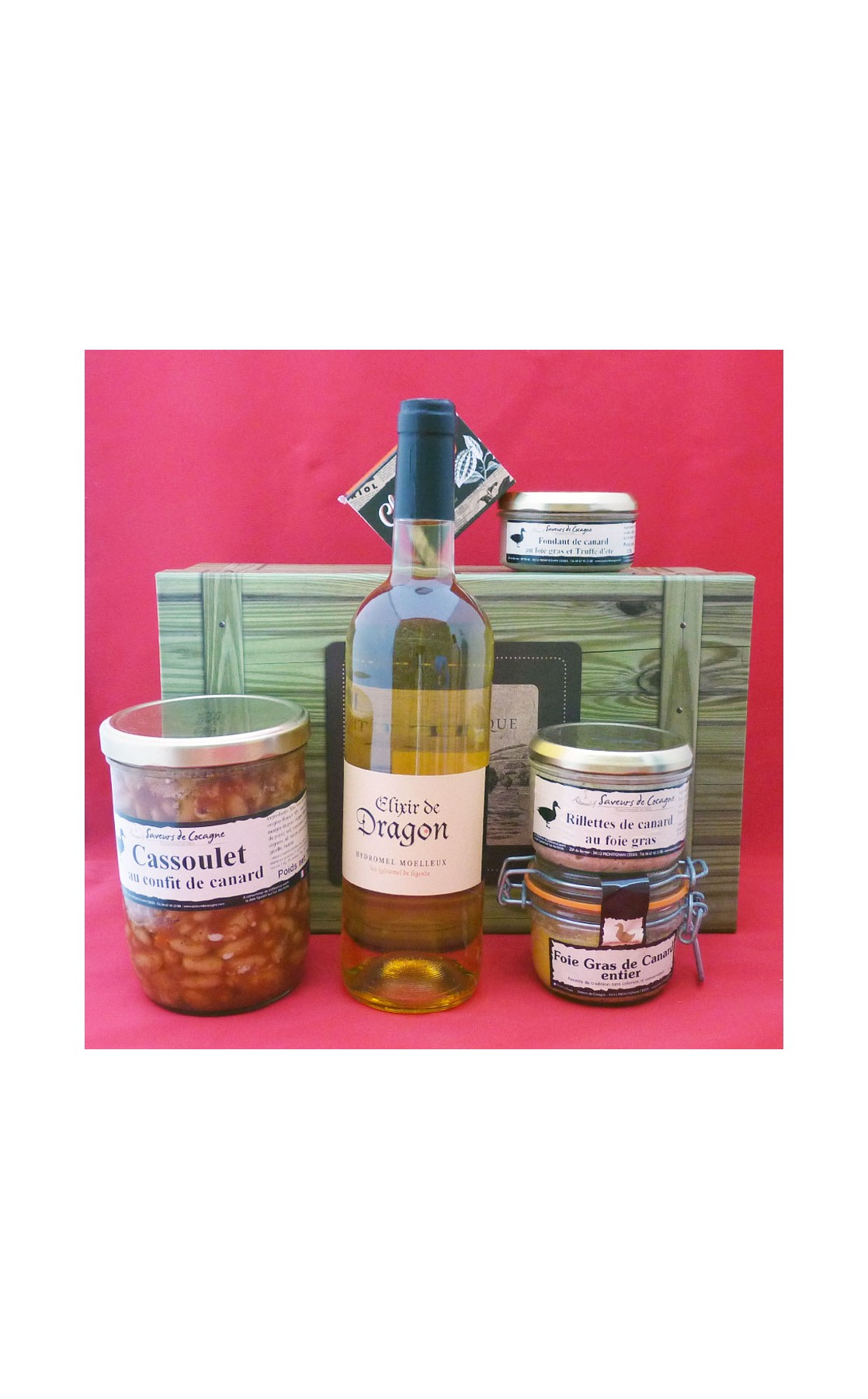 Coffret authentique Hydromel