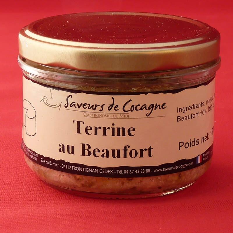 Terrine au Beaufort 180g