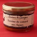 Terrine de canard aux figues 180g