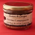 Terrine de campagne à la fleur de Sel de Camargue 180g