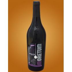 Moretum à la mûre - vin de fruit du moyen-âge