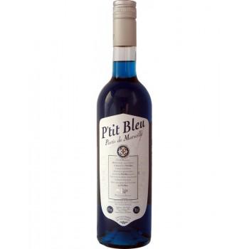 Le P'tit Bleu, le Pastis...
