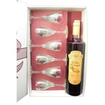 M. Rose 75cl - Rosé pétillant