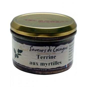 Terrine gourmande cognac...