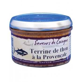 Terrine de thon à la provençale 180g