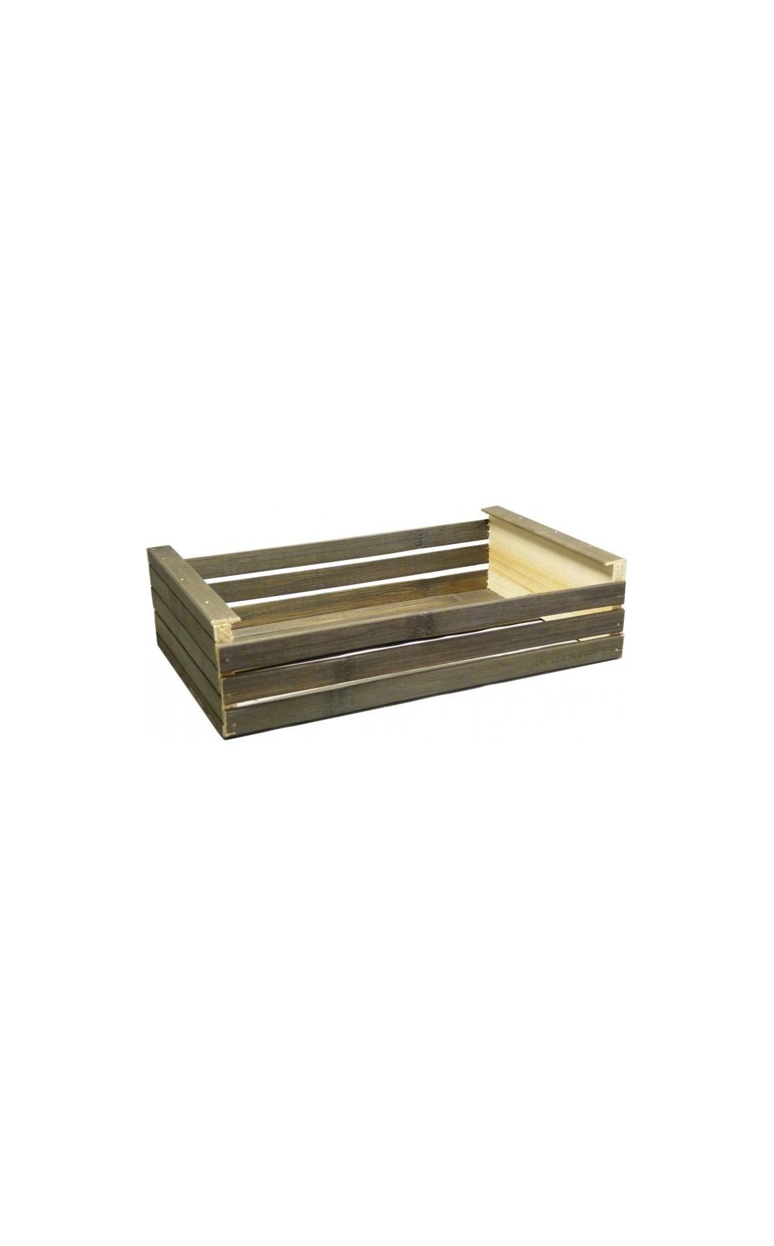 Cagette en bambou