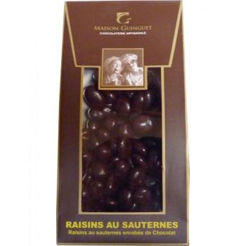 Raisins au Sauternes