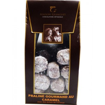 Praliné gourmand caramel...