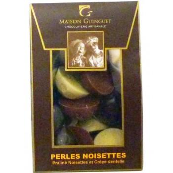 Perles noisette 100g