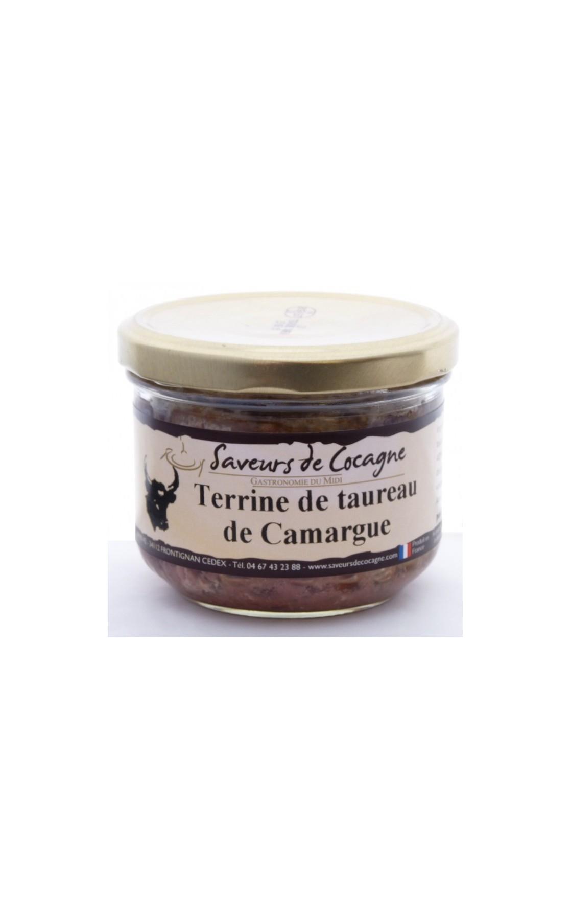 Terrine de taureau de Camargue 180g