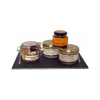 Plateau foie gras n°5
