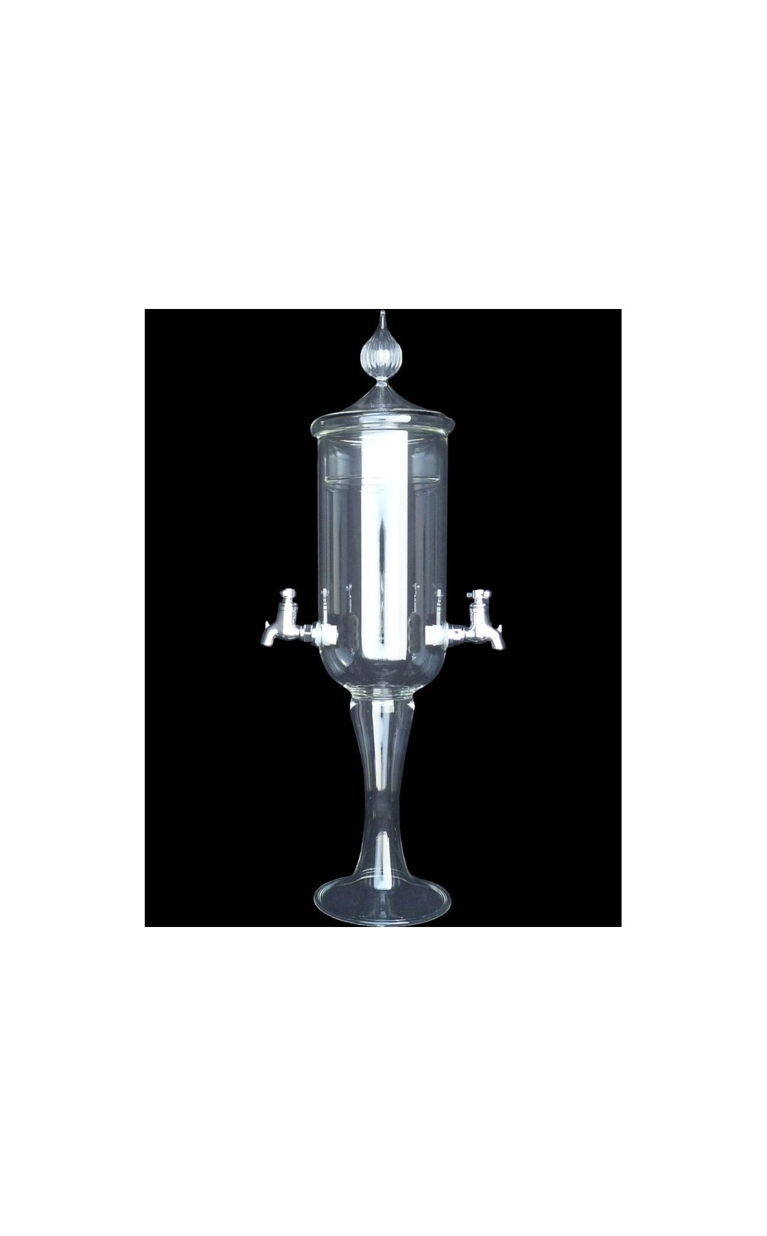Petite fontaine à absinthe 2 robinets Libertine